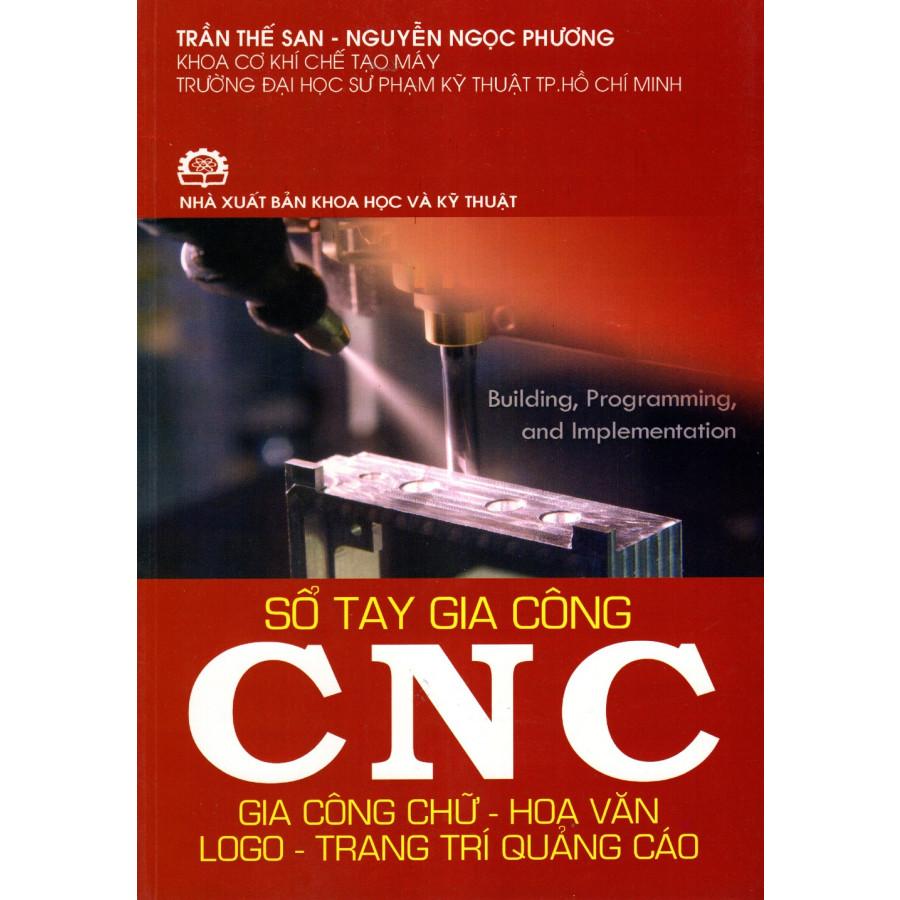 Sổ Tay Gia Công CNC
