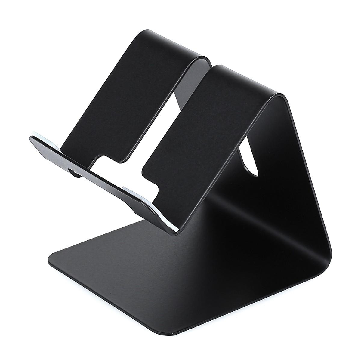 Giá đỡ điện thoại máy tính bảng  kim loại để bàn - Giao màu ngẫu nhiên