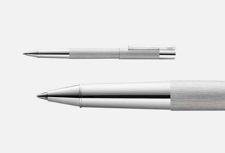Bút Bi Xoay Lamy Scala Brushed-4030089 Silver