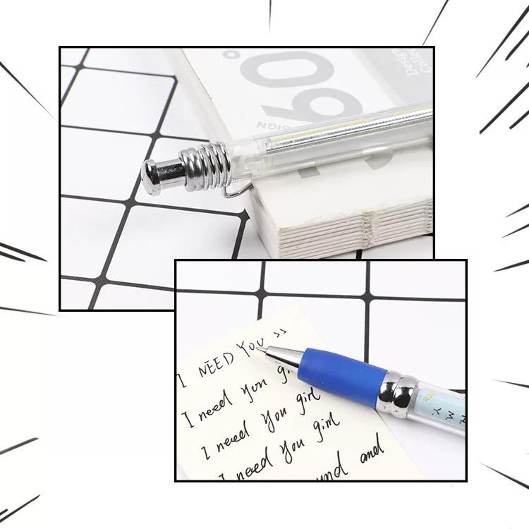 Bút kéo hình V BTS