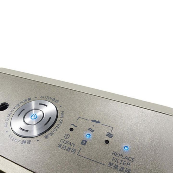 Máy lọc không khí cao cấp Philips trong nhà AC4074/01 Công suất 47W cảm biến thông minh chất lượng 4 màu - Hàng chính hãng