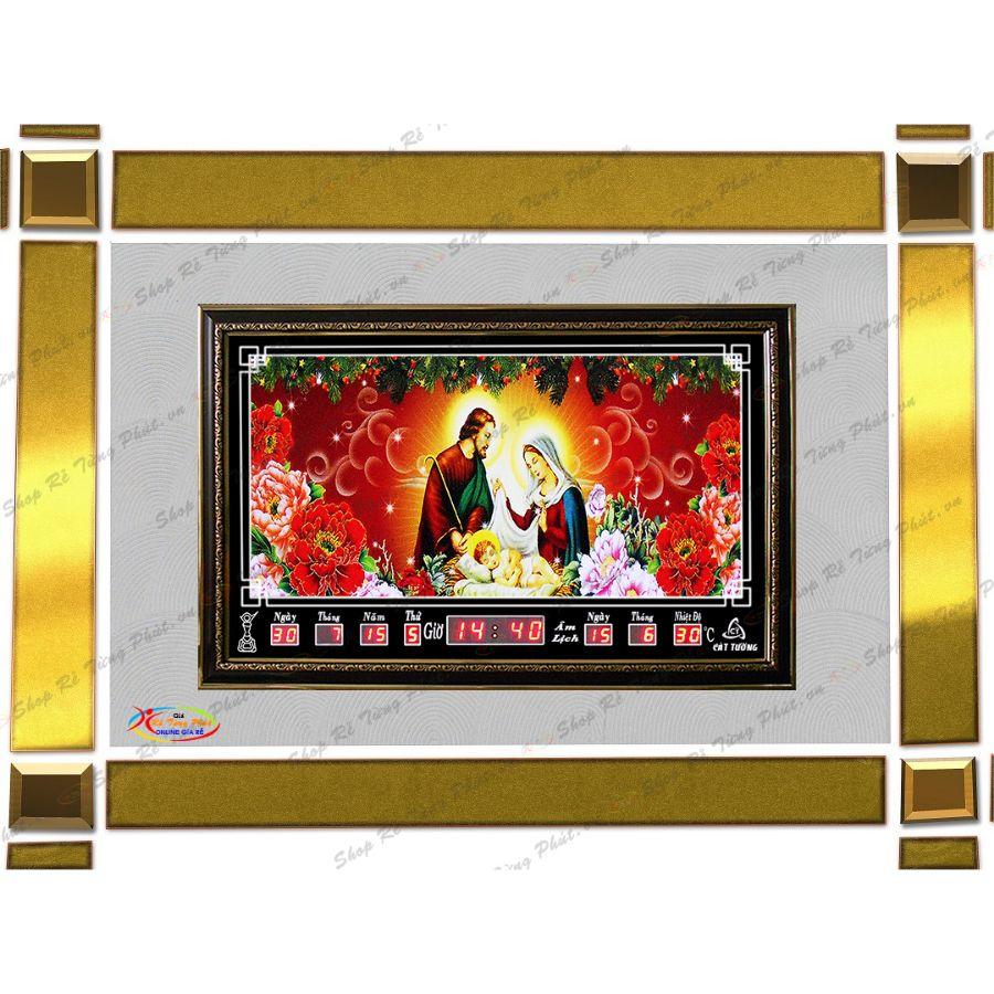 Đồng hồ lịch vạn niên Cát Tường 68661