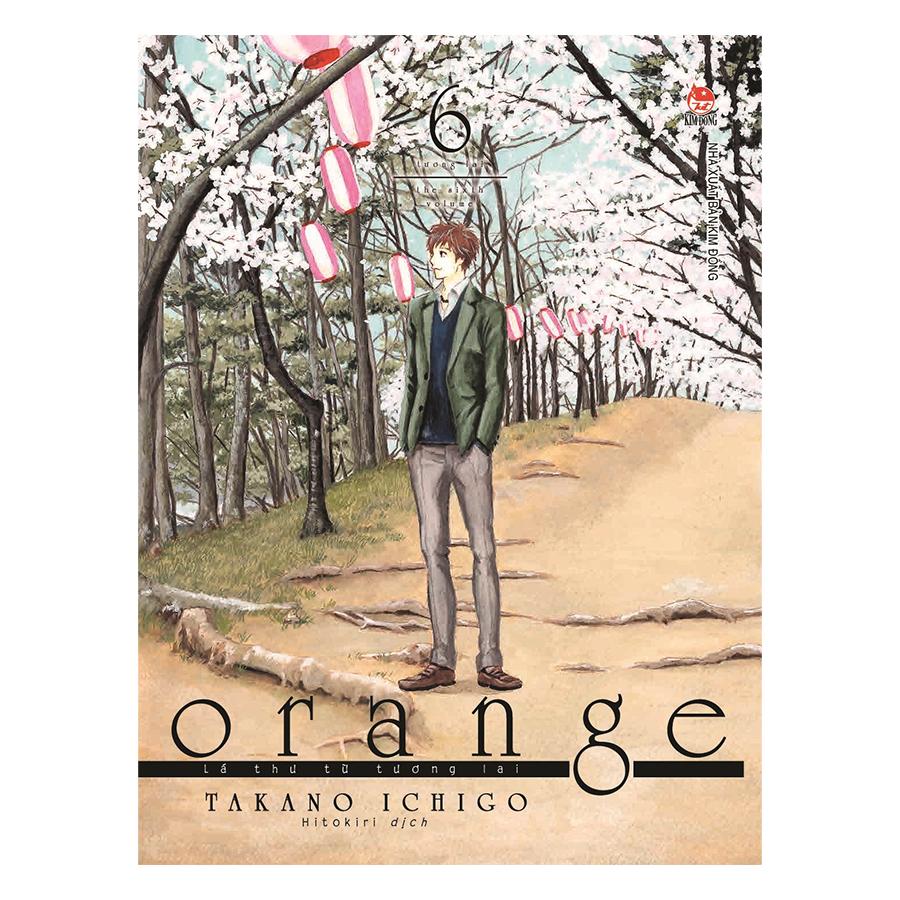 Orange - Lá Thư Từ Tương Lai – Tập 6