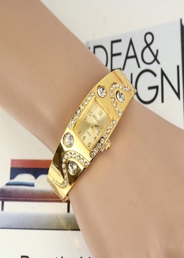 Đồng hồ nữ thời trang mặt vuông