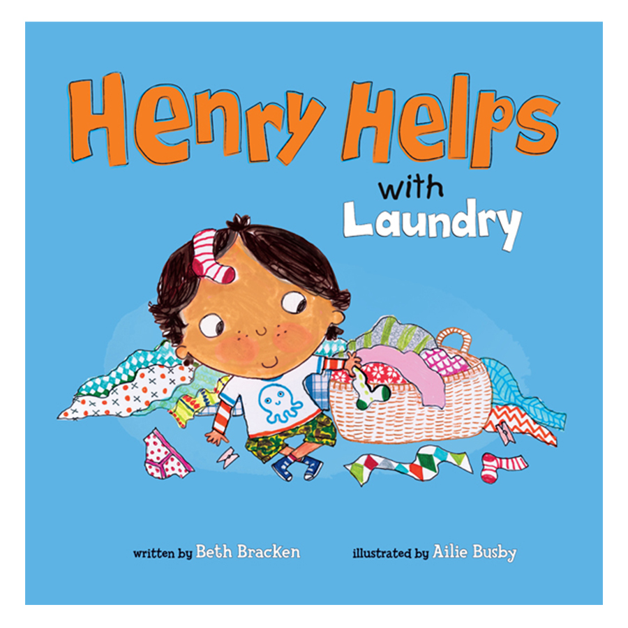Henry Helps : With Laundry
