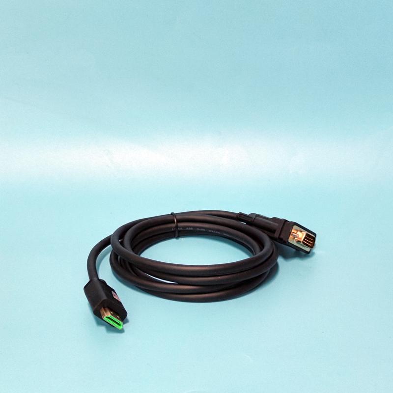 Cáp chuyển tín hiệu từ HDMI qua VGA M-PARD MH302 dài 1m8 - hỗ trợ âm thanh và hình chất lượng cao (đen) HÀNG CHÍNH HÃNG