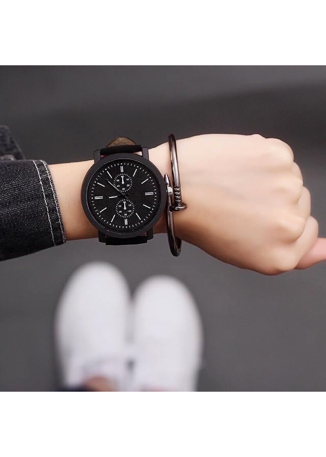 Đồng hồ unisex size to 44mm kiểu dáng thể thao sành điệu