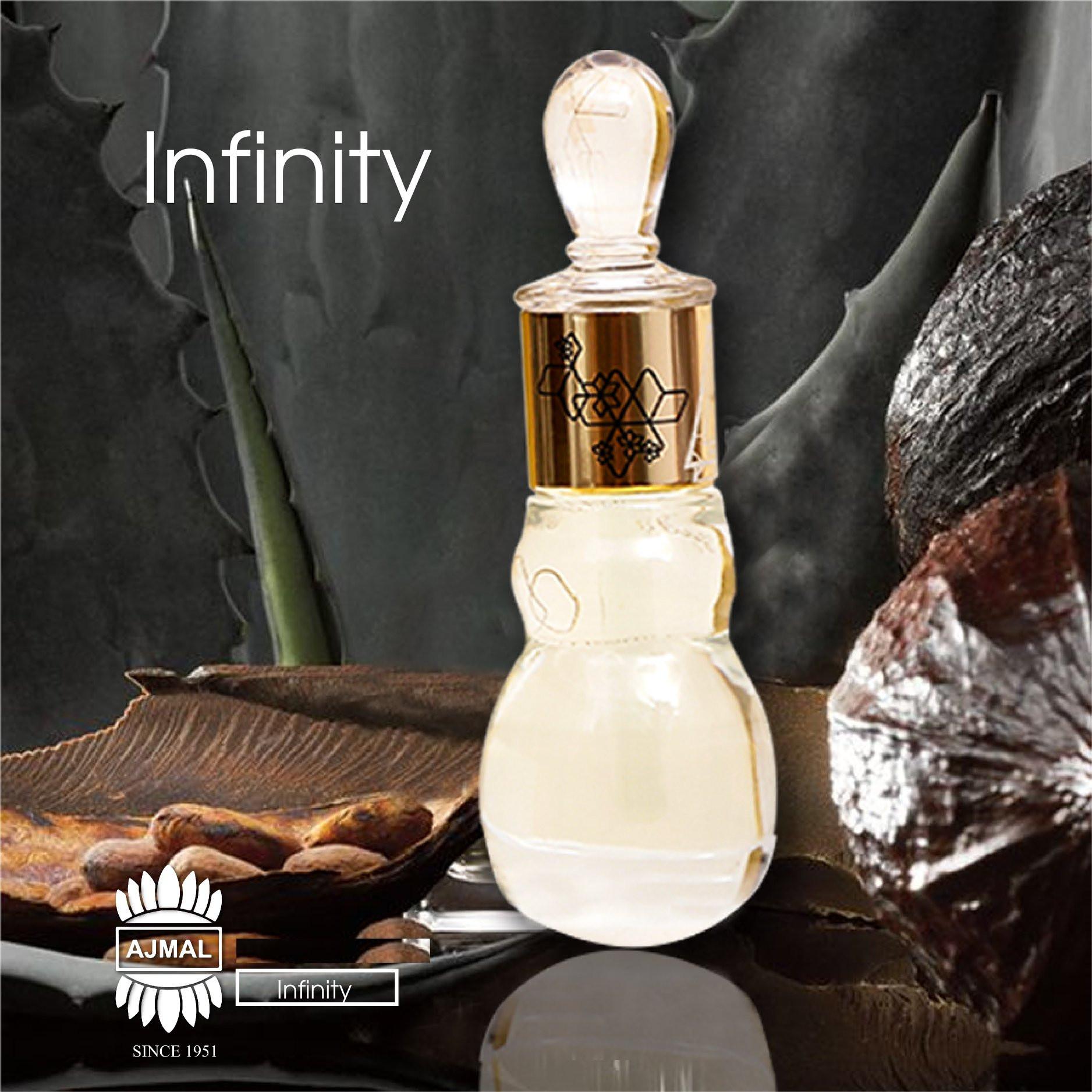 Tinh Dầu Nước Hoa Ajmal Dubai Infinity Chính Hãng - ANGEL CONCENTRATED PARFUME 12ml