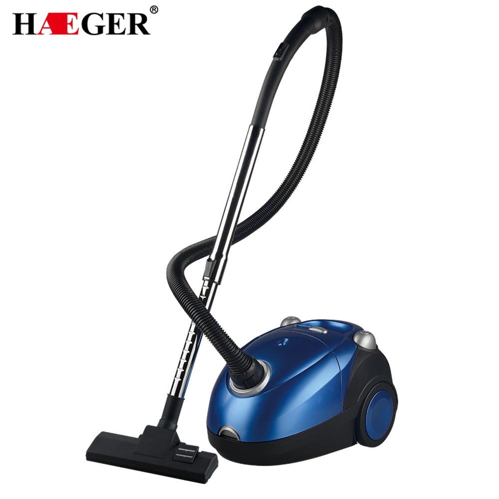 Máy hút bụi haeger- Máy hút bụi Haeger HG8661- 1200W- Hàng Chính Hãng- máy hút bụi đa năng