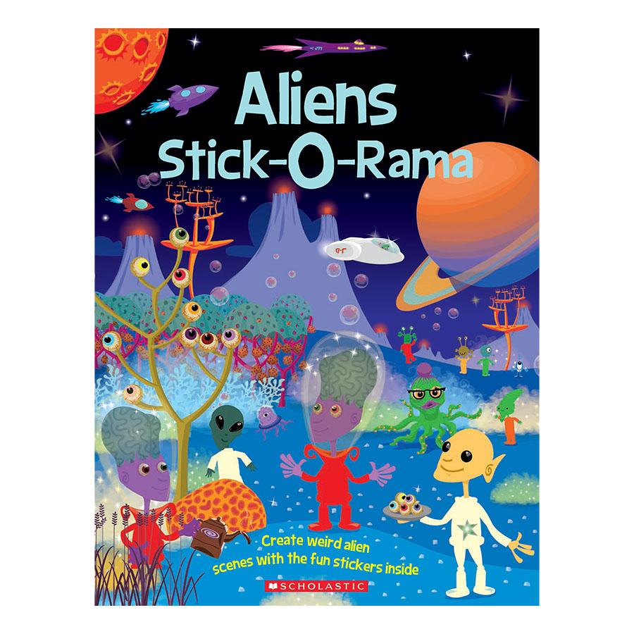 Stick-O-Rama: Aliens
