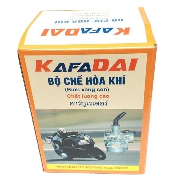 Bộ chế hòa khí KAFADAI THAILAND cho xe máy Dream/Wave 100cc (Bình xăng con)