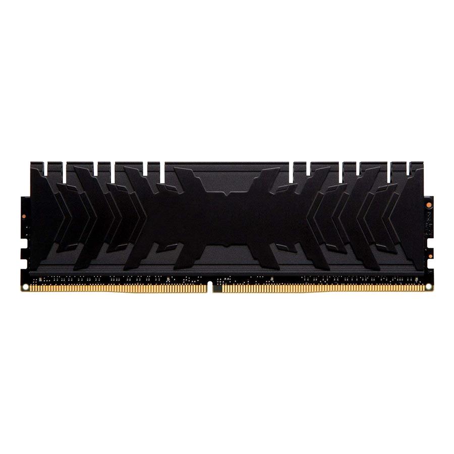 Bộ 2 Thanh RAM PC Kingston 16GB HyperX Predator Black (2 x 8GB) DDR4 2666MHz HX426C13PB3K2/16 - Hàng Chính Hãng