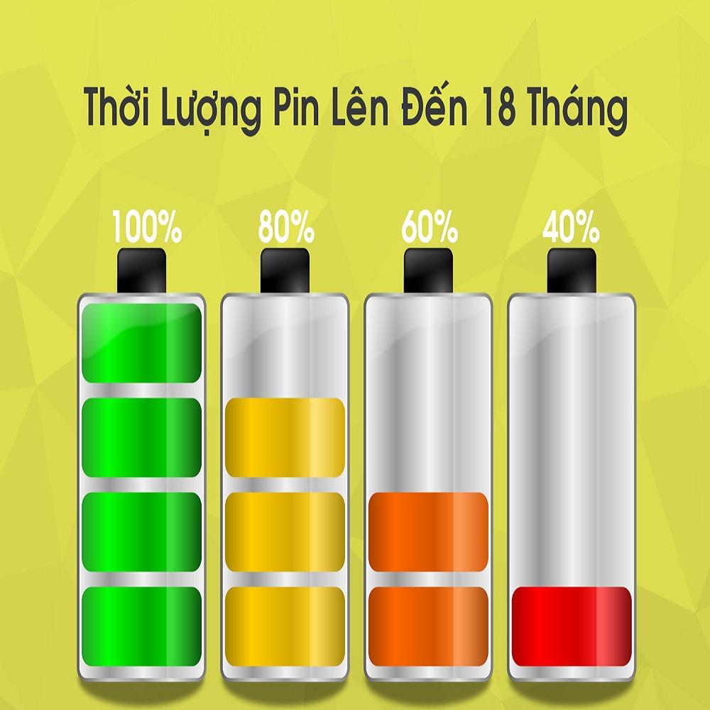 Chuột Không Dây NETBOX HT79 (màu XANH ĐEN)- Hàng Chính Hãng
