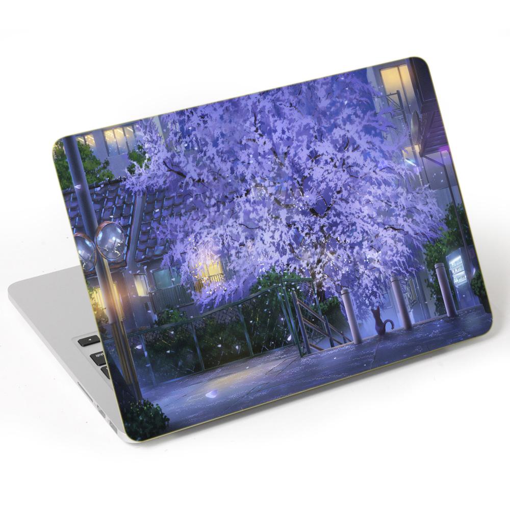 Miếng Dán Trang Trí Laptop Nghệ Thuật LTNT - 708