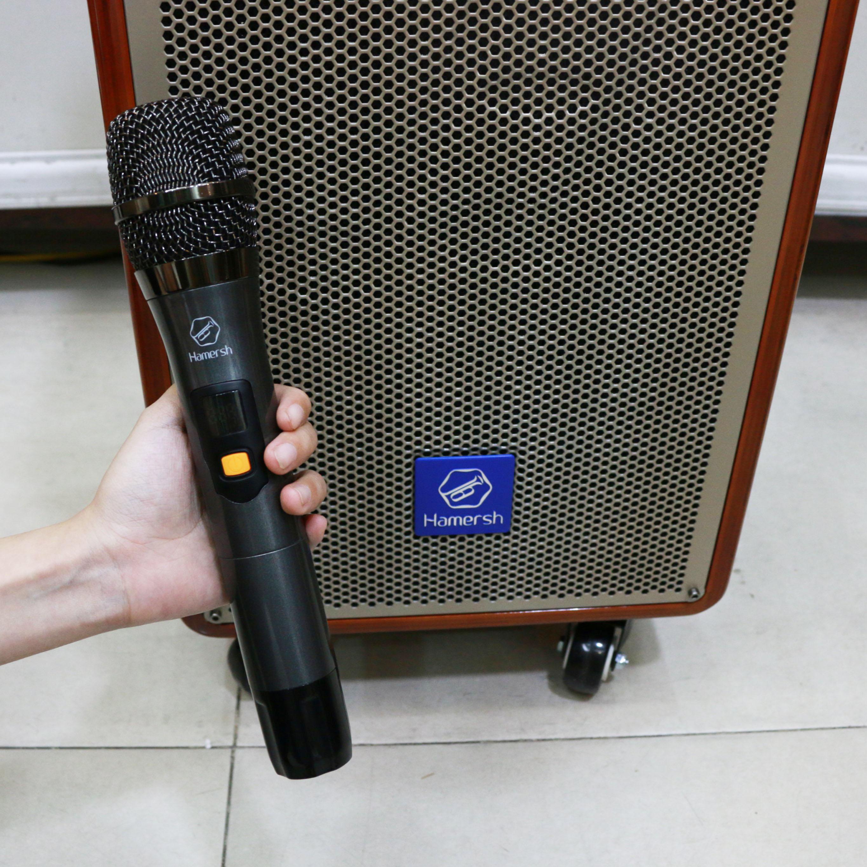 Loa kéo Hamersh GD08-72A công suất 520W-Hàng nhập khẩu