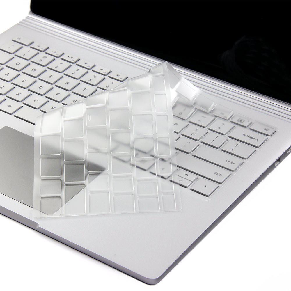 Miếng lót phủ bàn phím Surface Pro 3,Pro 4,Pro 5,Pro 6,Pro 7 Trong suốt - Hàng nhập khẩu