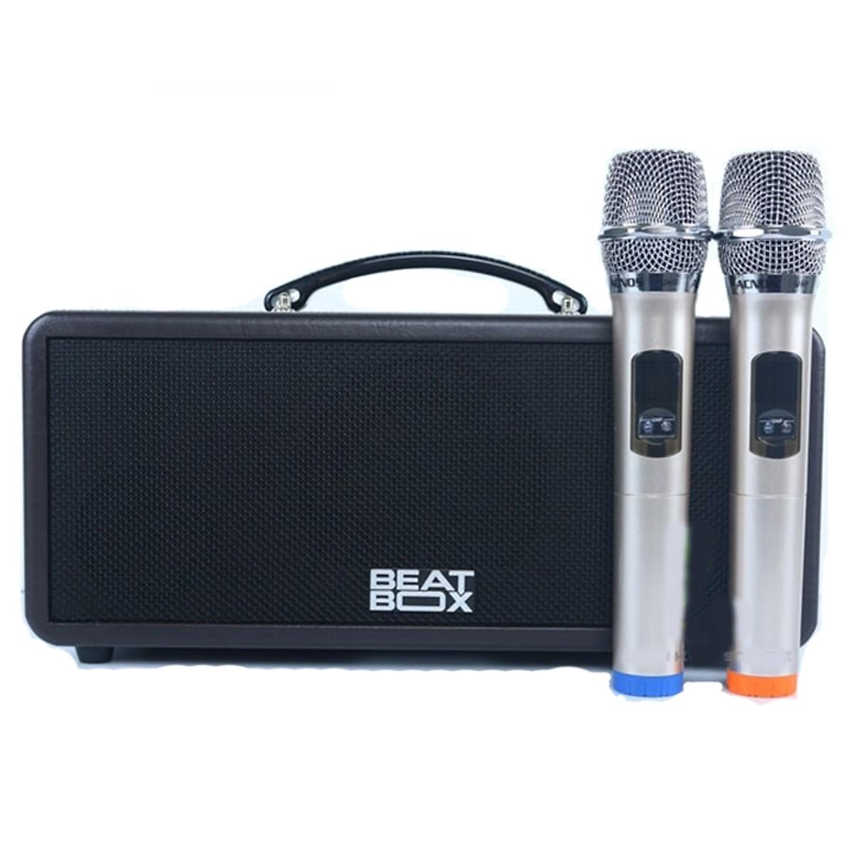 Loa xách tay karaoke bluetooth Acnos KS361M - Hàng chính hãng