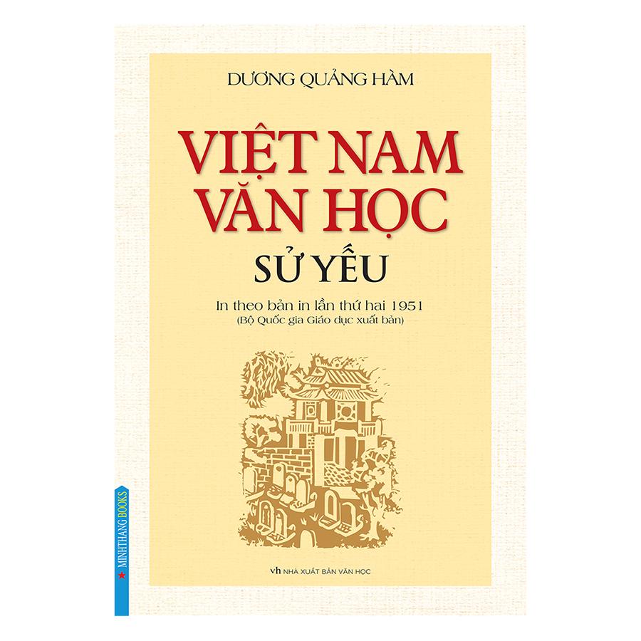 Việt Nam Văn Học Sử Yếu (Bìa Mềm)