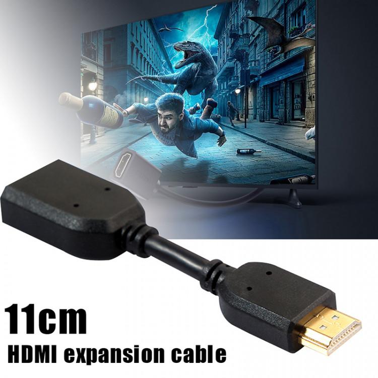 Cáp HDMI (đực) ra HDMI (cái)