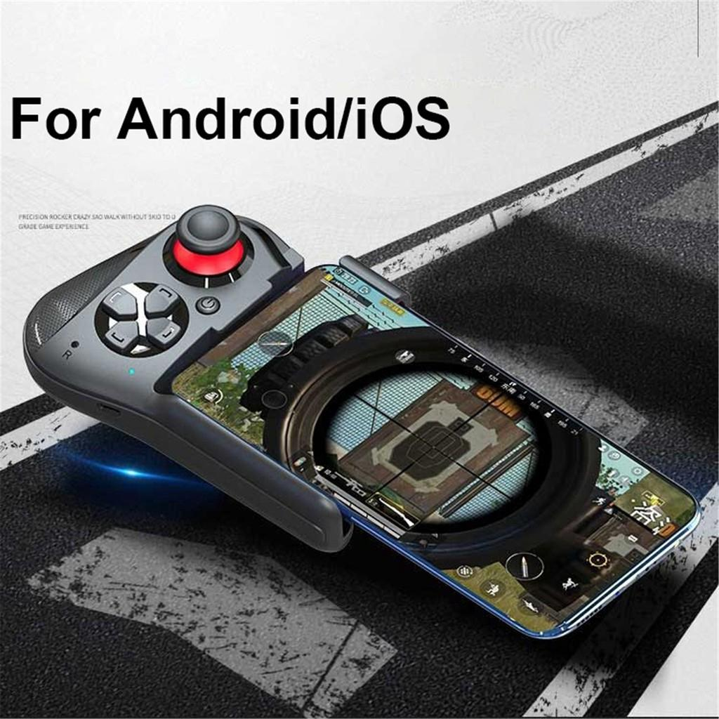 Tay chơi Bluetooth MOCUTE-059 Hỗ Trợ Chơi fifa, free fire,PUBG, ROS,Liên Quân Mobile Dành Cho Điện thoại Android ,iOS -Hàng Nhập Khẩu