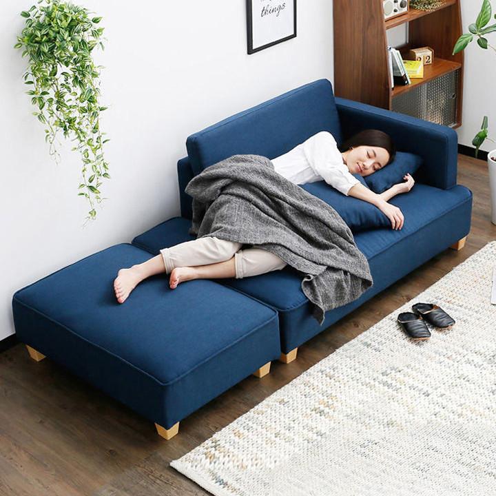 Ghế sofa thư giãn phong cách nhật bản cao cấp