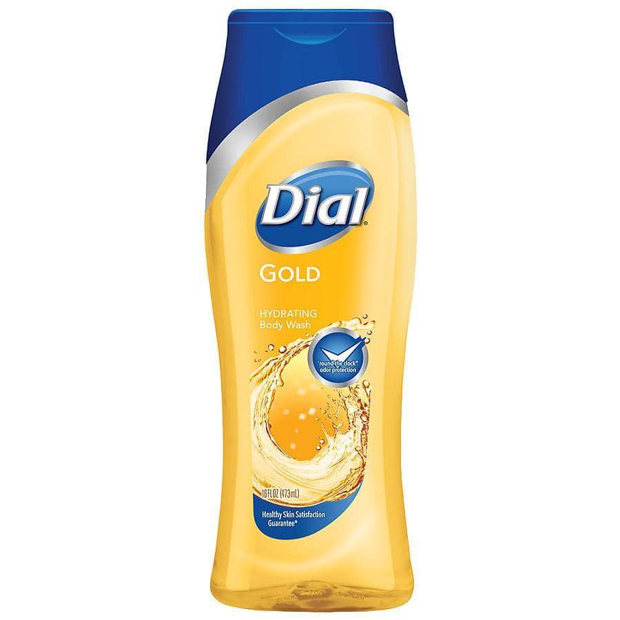 Sữa tắm Nữ Dial Gold Hydrating 473ml - USA