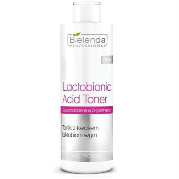 Nước hoa hồng Bielenda Lactobionic Acid Toner 200ml