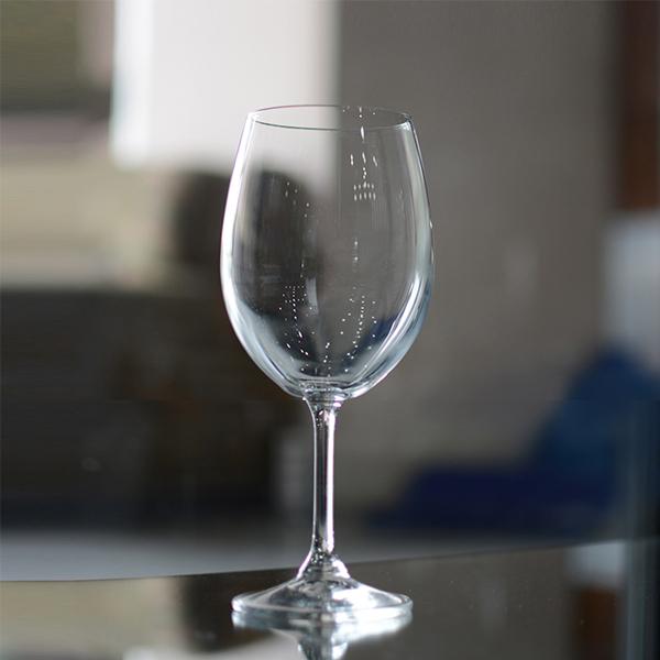 Bộ 6 ly thủy tinh pha lê cường lực uống vang 450 ml