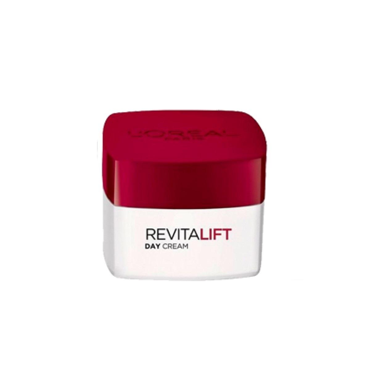 Kem dưỡng da tươi trẻ ban ngày chống lão hóa L'ORÉAL Revitalift Day SPF35 PA++20 ml