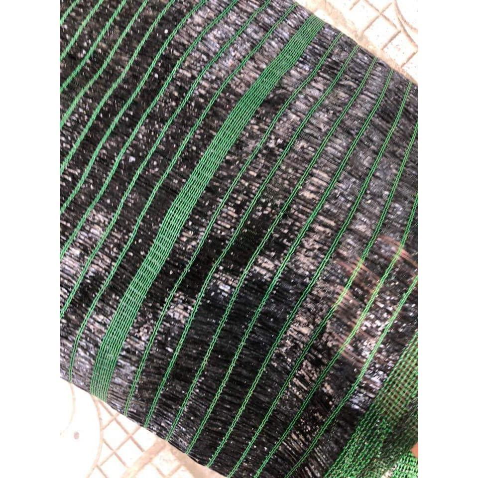 lưới Thái Lan đen (hoặc xanh) che nắng 70% KHỔ 2M Độ Dài theo số lượng