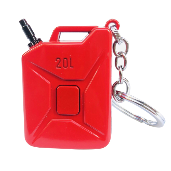 Móc Khóa Game PUBG Bình Nhiên Liệu Đỏ Hili HL200075
