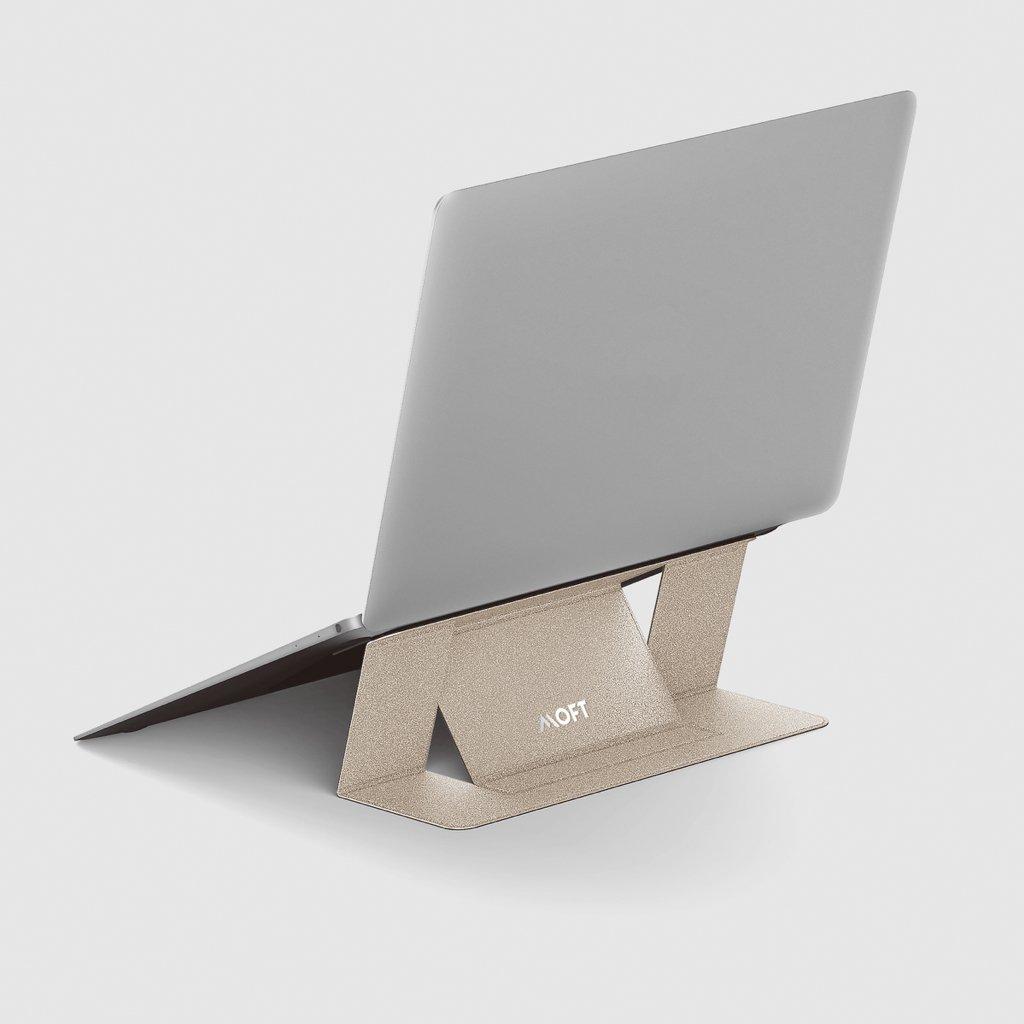 MOFT Stand - Hàng nhập khẩu - Giá đỡ laptop vô hình đa năng, gấp gọn nhẹ tiện lợi