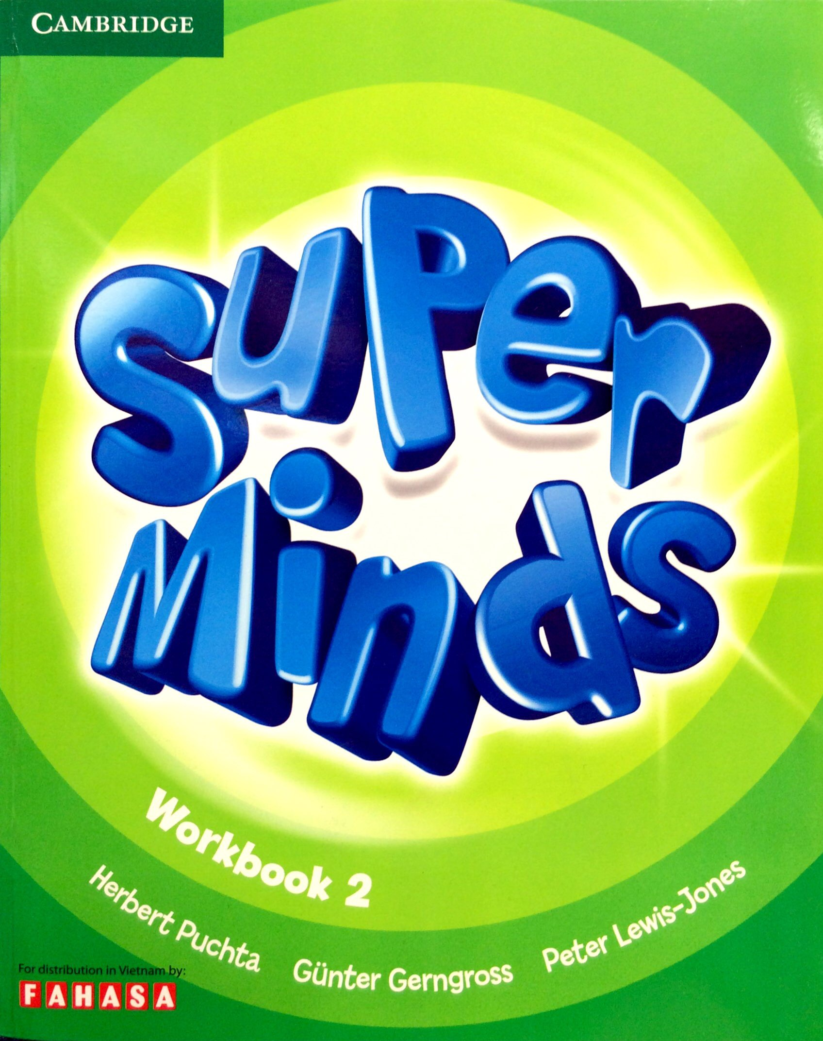 Super Minds 2 - Workbook