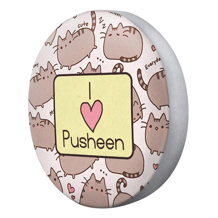 Gối Ôm Tròn I Love Pusheen GOCT180