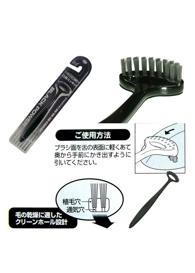 Combo hộp 180 bông ngoáy tai cao cấp cho người lớn + Bàn chải ion vệ sinh lưỡi nội địa Nhật Bản