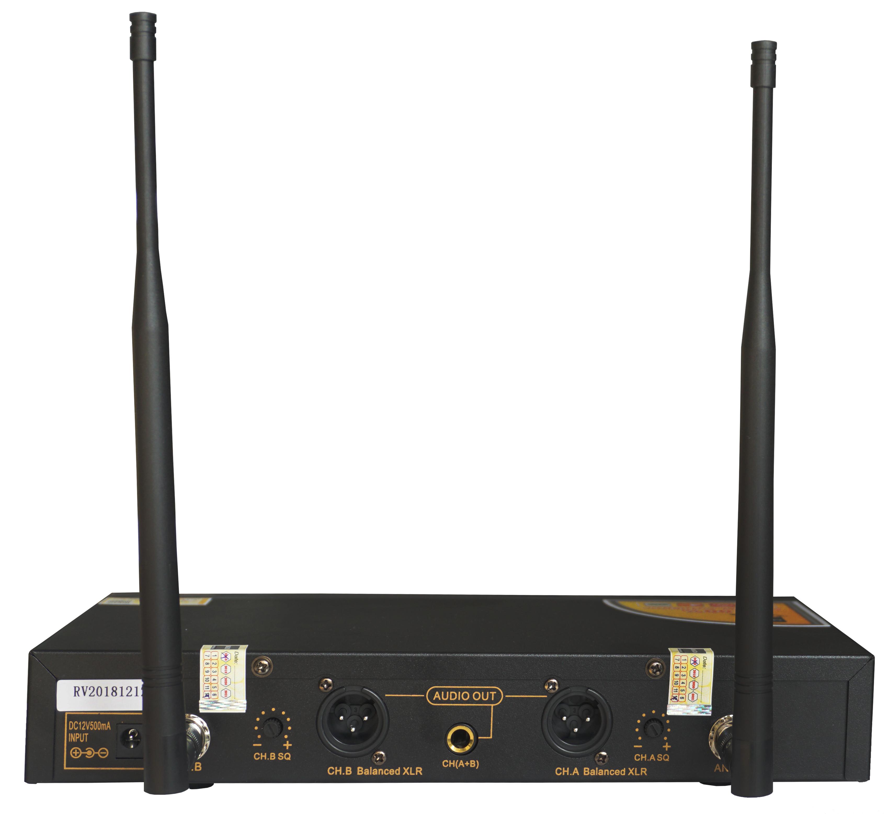MICRO KHÔNG DÂY CAO CẤP RV-9900- HÀNG NHẬP KHẨU