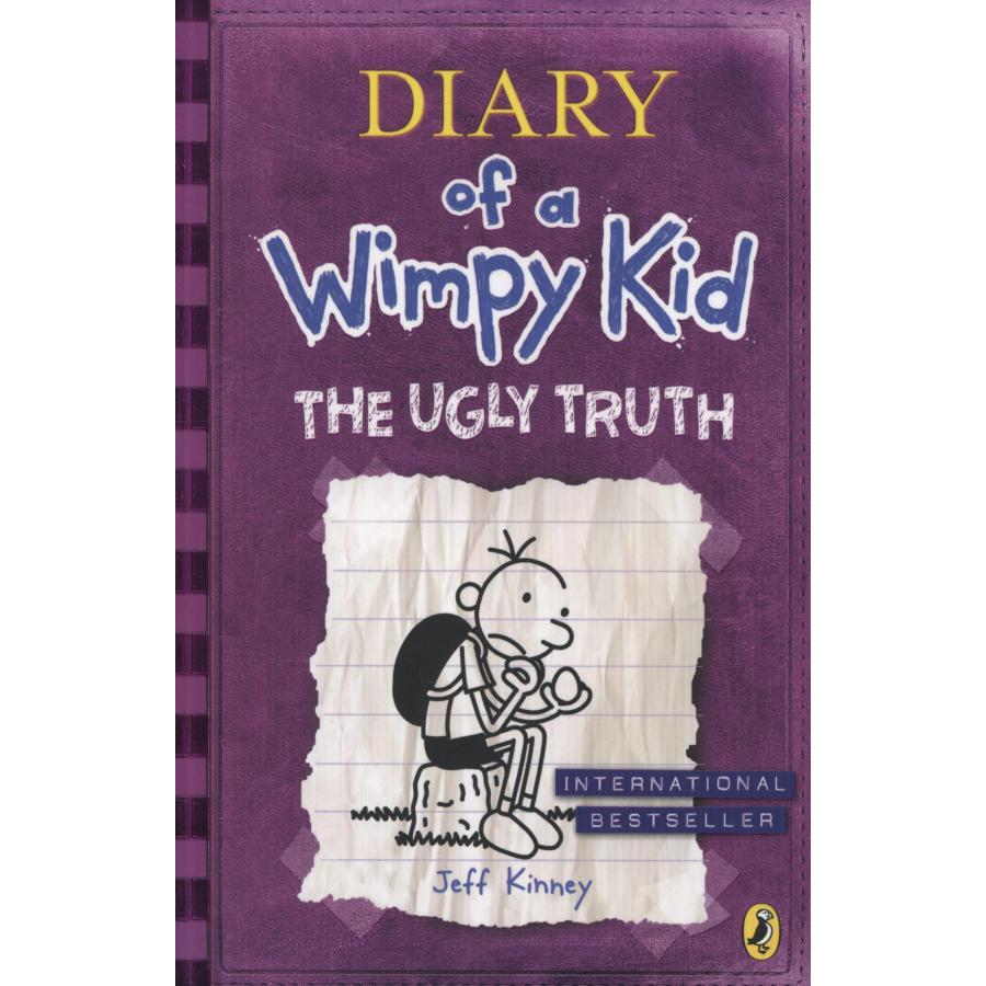 Diary Of A Wimpy Kid 05: The Ugly Truth (Paperback)