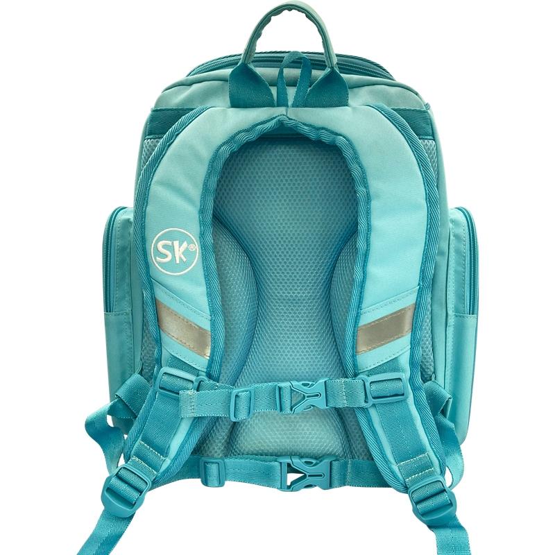 Ba Lô Chống Gù Water Super Team B-011 - Màu Xanh Nhạt