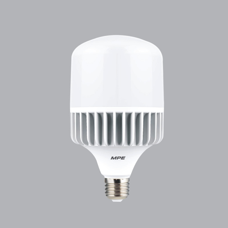 Bóng Đèn LED Bulb Trụ 20W MPE Thân Nhôm (LB-20)