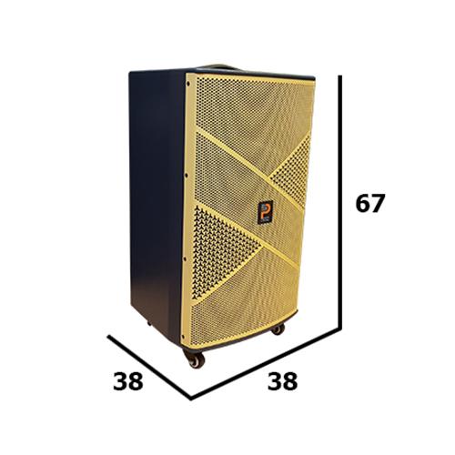 Loa kéo di động ProSing W12 Gold - Hàng Chính Hãng
