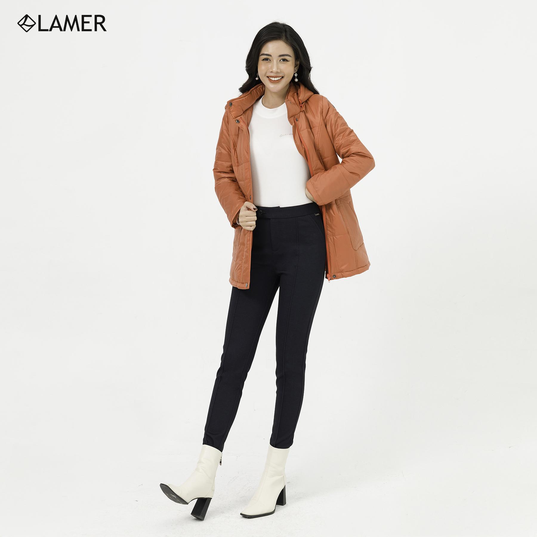 Áo phao có mũ, túi ốp LAMER L65P20T026