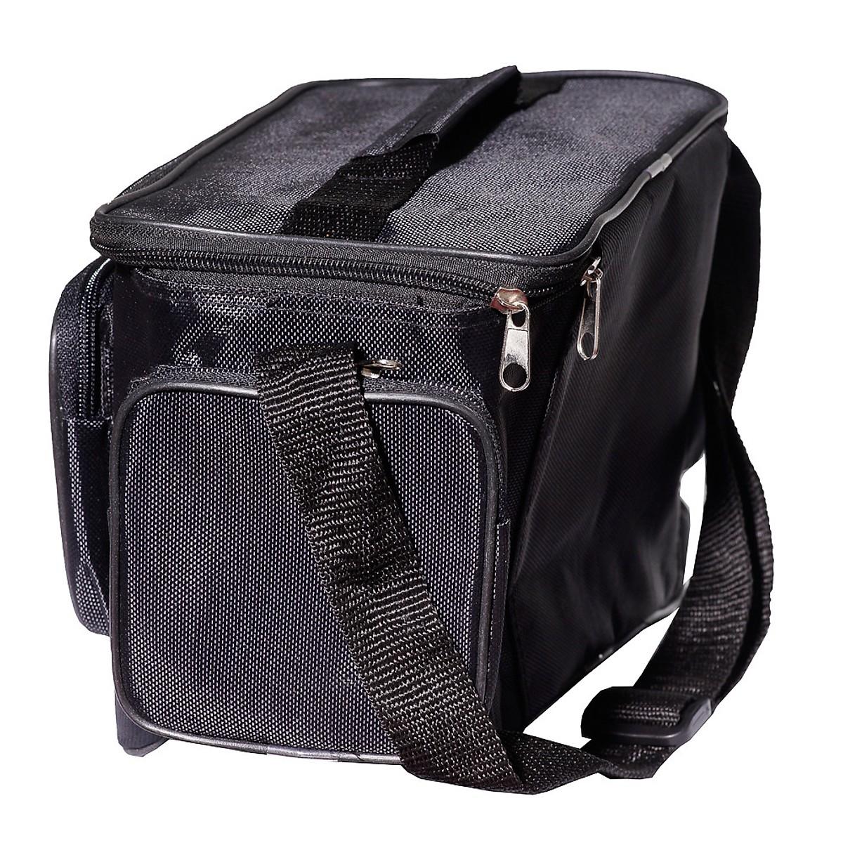 Túi y tế đen size XL