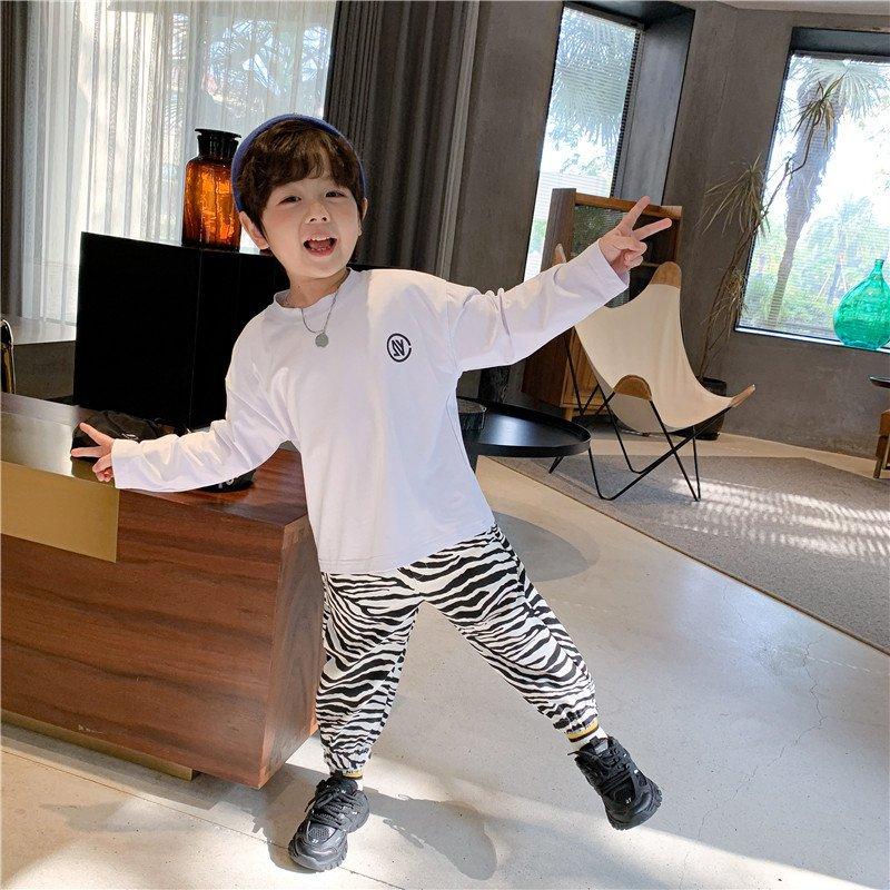 Quần jeans trẻ em trắng sữa - OQ037