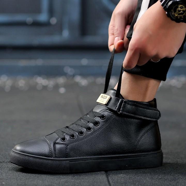Giày cao cổ nam g531