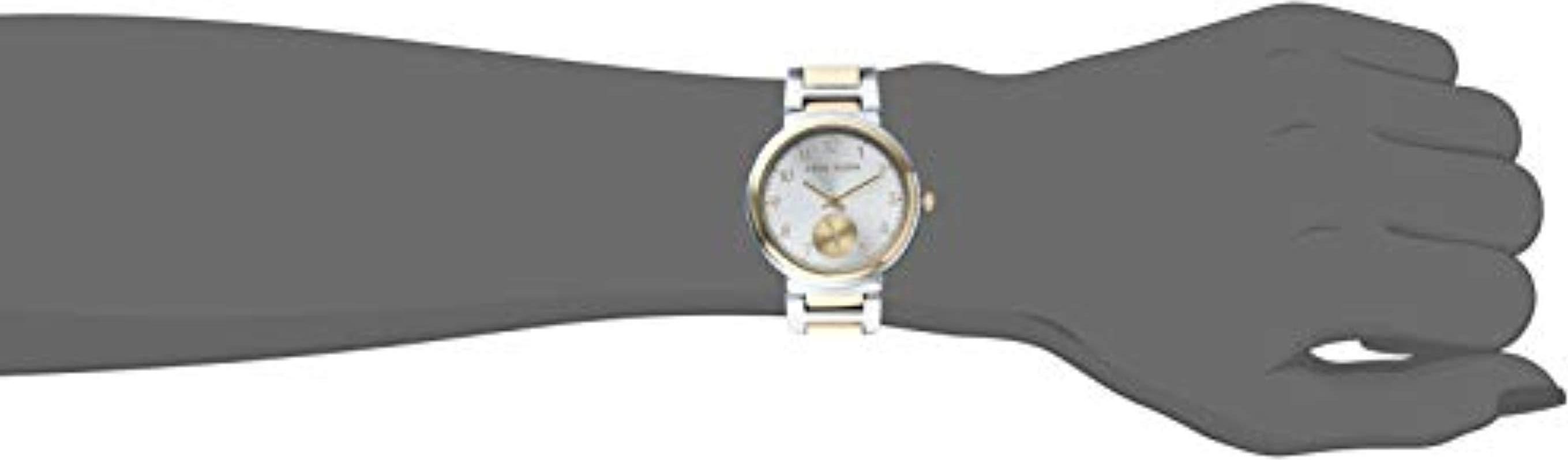 Đồng hồ thời trang nữ ANNE KLEIN 3407SVTT