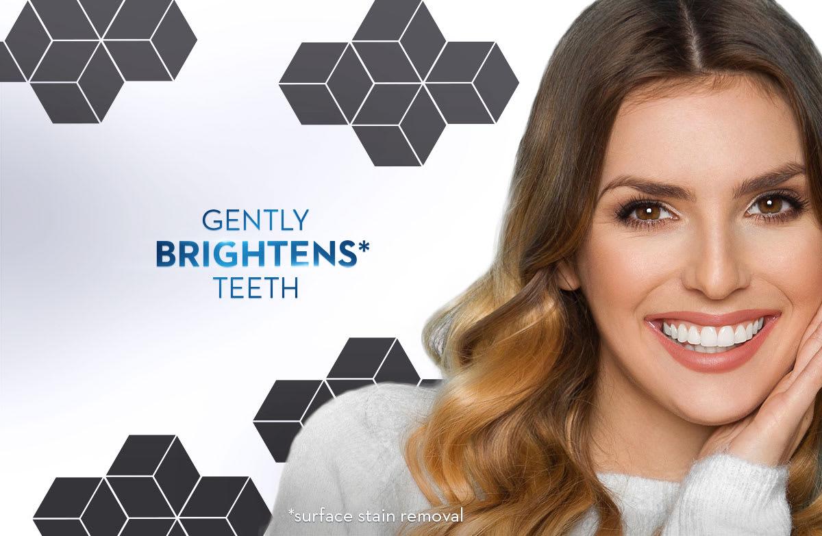Kem đánh răng than hoạt tính của Mỹ Crest 3D White Charcoal Toothpaste 116g - Nhập khẩu Mỹ
