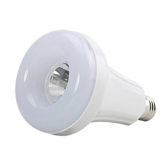 Bóng Đèn Led Đa Năng Vừa Chiếu Sáng Vừa Làm Đèn Pin ( Bộ 2 Cái )