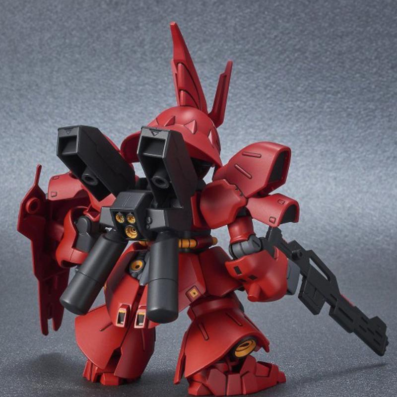 Đồ Chơi GUNDAM Đồ Chơi Lắp Ráp Gunpla - Sd Gundam Ex-Standard Msn-04 Sazabi 5060929