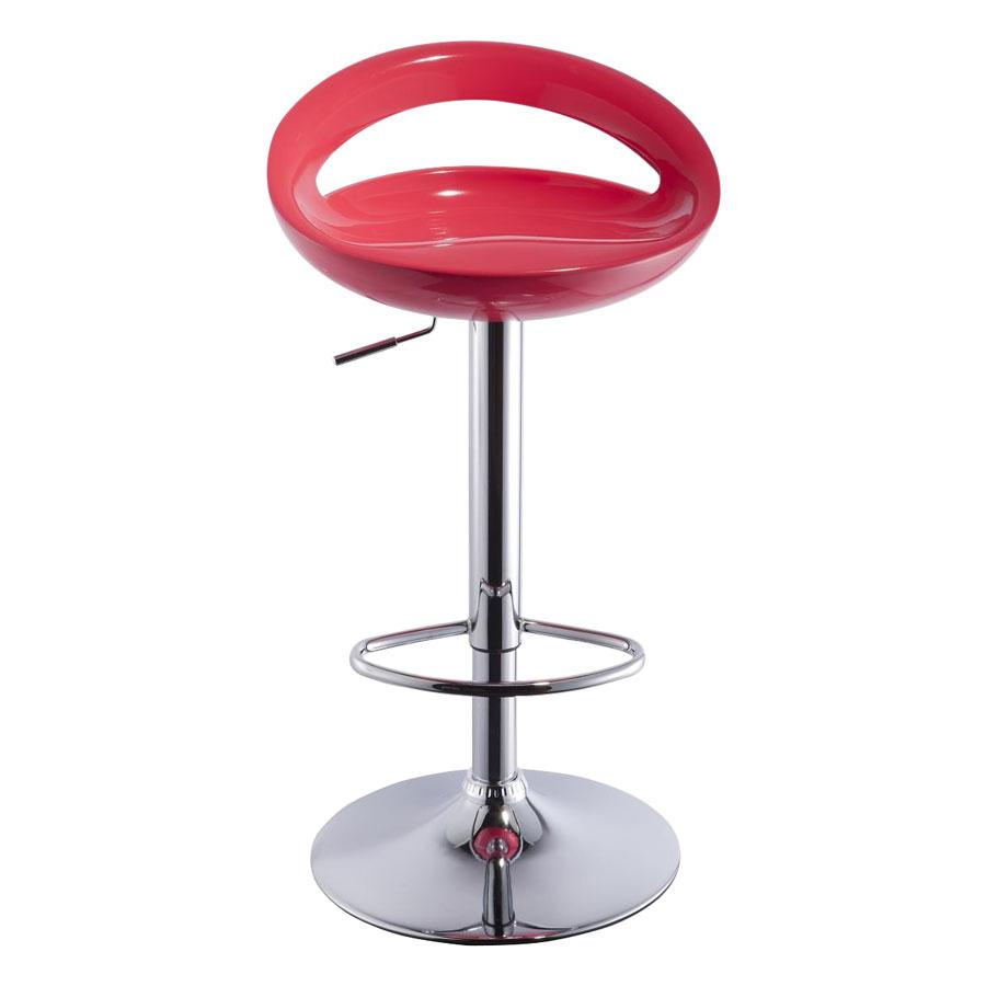Ghế Quầy Bar Nhựa Lavaco 4223R - Đỏ