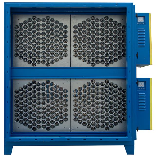 Máy lọc tĩnh điện xử lý khói bụi công nghiệp 20000 m3/h dòng cao cấp Rama RS20000 - Hàng Chính Hãng